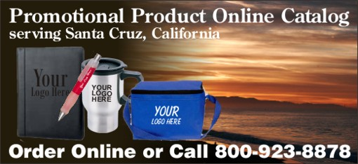 Promotional Products Santa Cruz, California